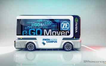 Nach dem Elektroauto kommt jetzt der Elektrobus: Der e.GO Mover