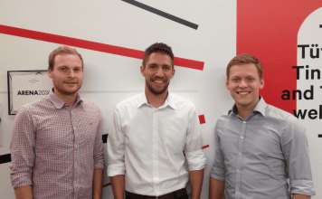 Das Gründerteam von eliso