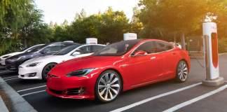 Quelle Tesla - Supercharger