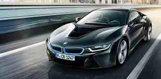 Quelle BMW - BMW i8