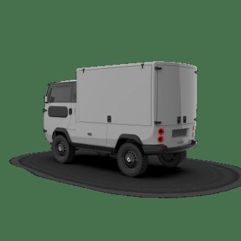 XBUS Offroad Box