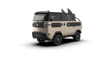 XBUS Offroad Pickup Open!