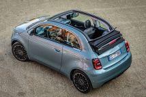 Fiat 500e Cabrio
