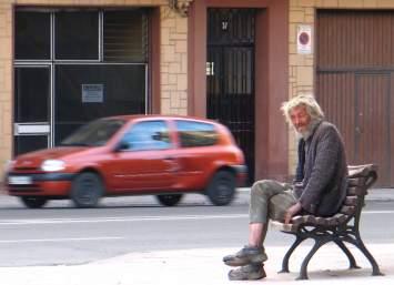 coche mendigo