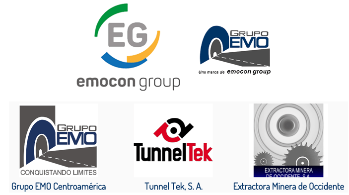 Empresas que conforman Emocon Group, S.A