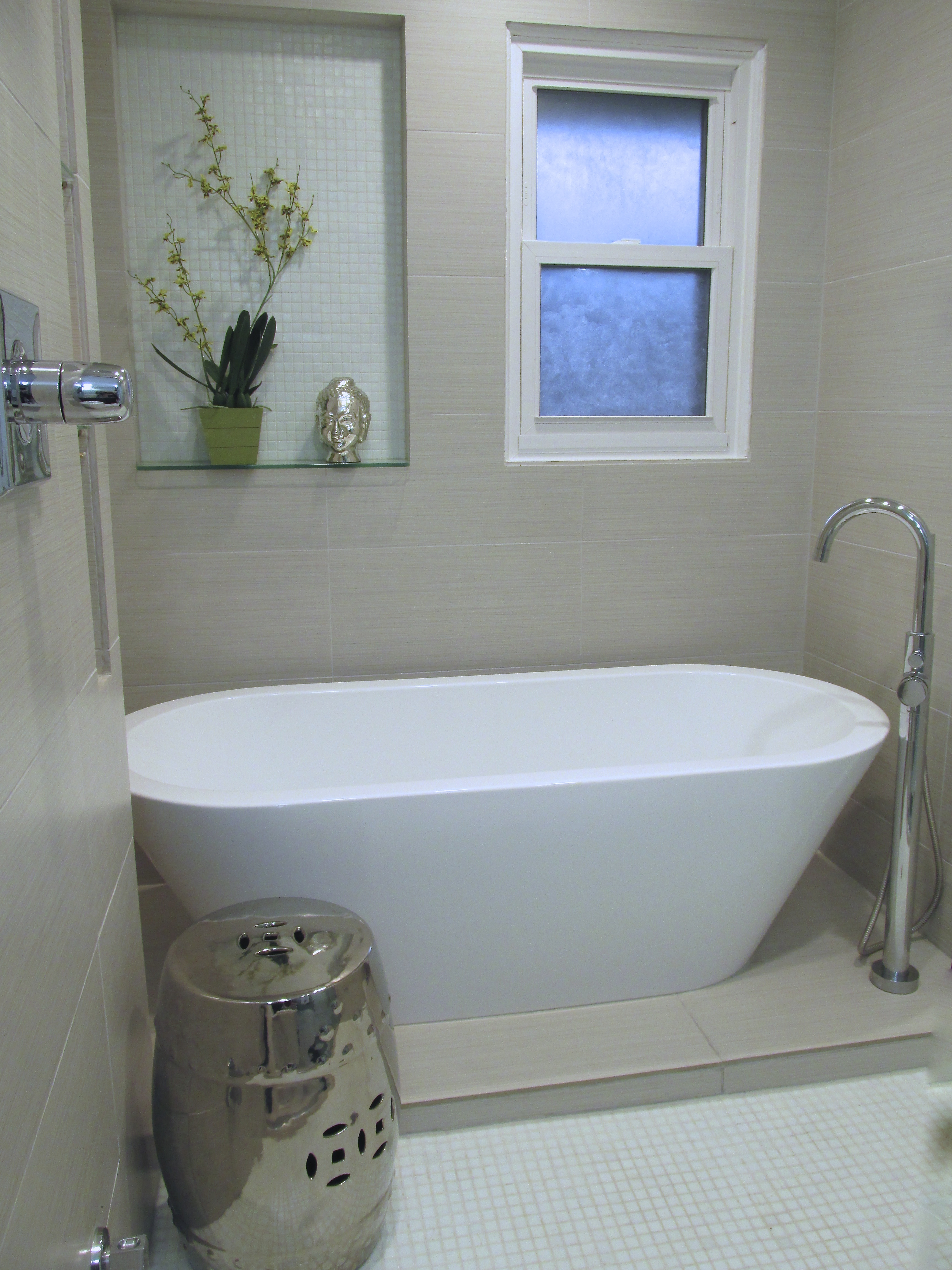 wet room | e model homes on Wet Room With Freestanding Tub  id=69256