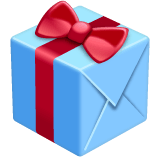 Wrapped Gift on WhatsApp 2.20.206.24