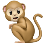 🐒 Monkey Emoji — Meaning, Copy & Paste