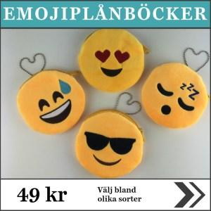 Emojiplånböcker