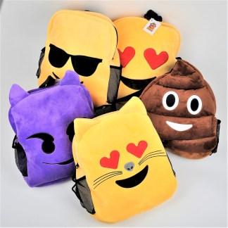 Emojiryggsäckar