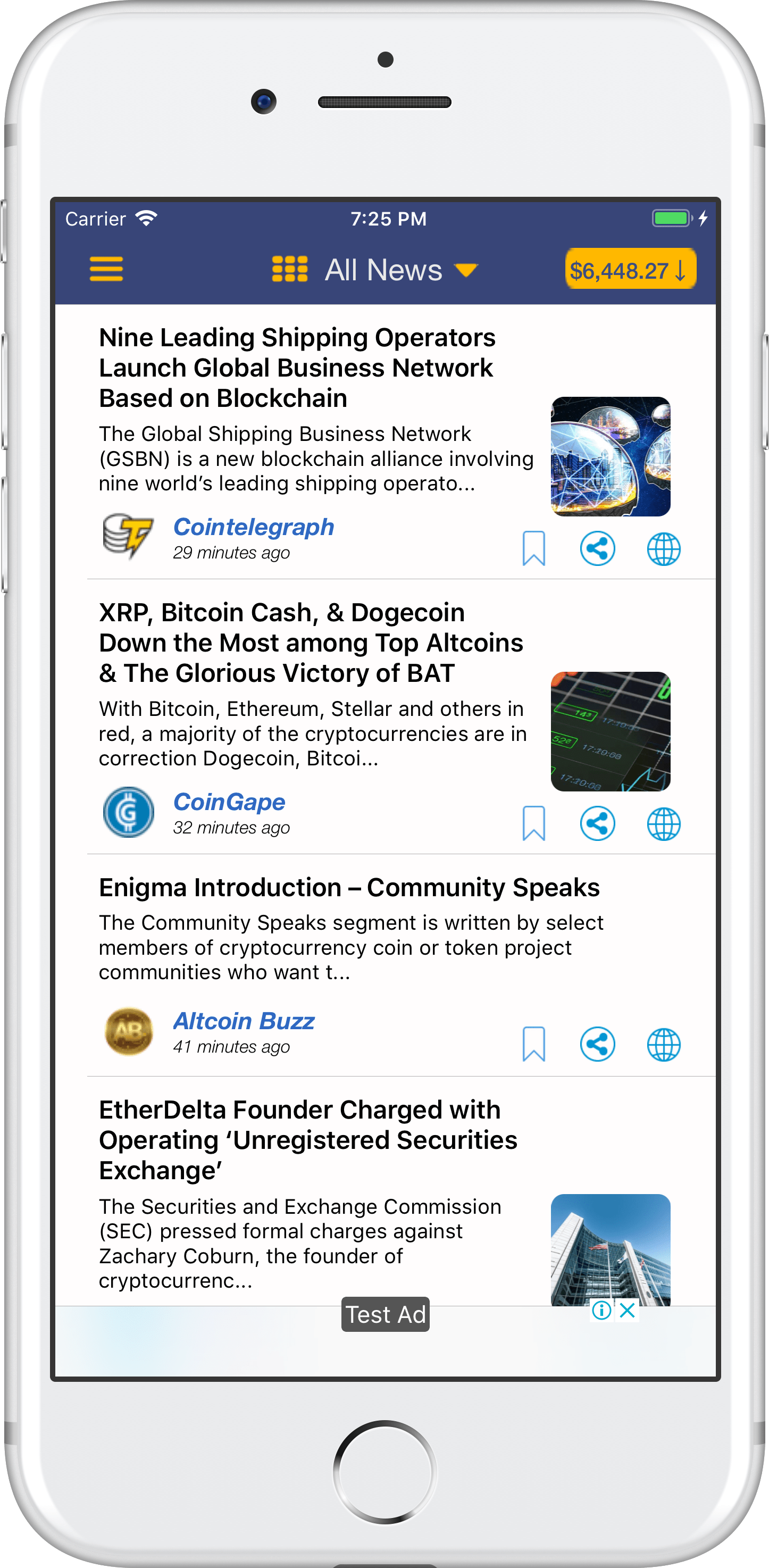 best sources cryptocurrency news twitter