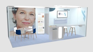 various clients | fair stand visualisations & compositing