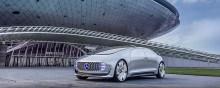 Roboter Auto, Autonom Auto, Mercedes - Studie -mercedes-benz-daimler-rise-2018-hongkong - Foto Mercedes - 4 ---Mercedes-Benz F 015 Luxury , krieg-um-das-roboterauto