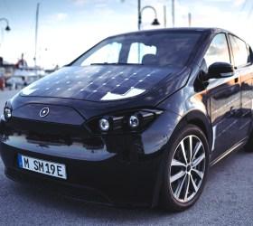 SONO Motors - Sion, weltweit erstes Solarauto (13) - Foto Sono Motors - BEITRAGSBILD