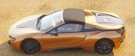 BMW i8 Roadster - Shot 1 aus Video