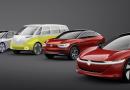 VW baut in Zwickau größte Elektroauto Fabrik des Konzerns