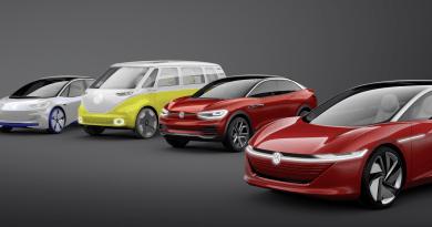VW - I.D. Familie
