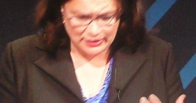 Nahles, Andrea - bearbeitet - 1000 x 700px Beitragsbild für Beitrag Nahles versagt auf ganzer Linie - emoove.net