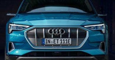 Audi e-tron --- Foto Audi