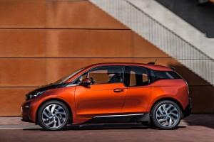 BMW i3 - Elektro Auto - (263)
