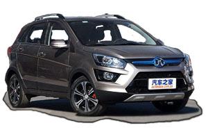 Baic EX Series - sehr sauber ausgeschnitten - China Auto