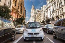 Car2Go, Daimler-Mercedes - Kleine Bilder- Elektro Auto - (225)
