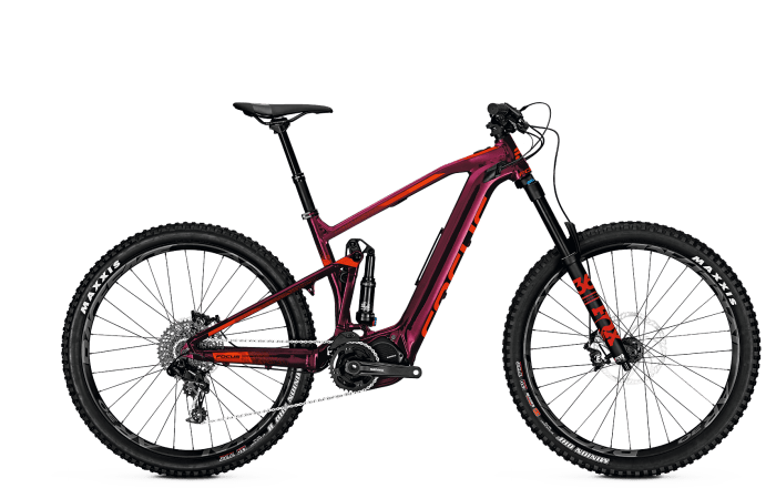 Focus Sam2 - Foto von E-Mountainbike -