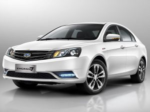 Geely Emgrand EV - - China Auto