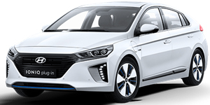 Hyundai - Ioniq - Hybrid + Plug-in Hybrid