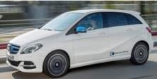 Mercedes B Klasse - Electric Drive