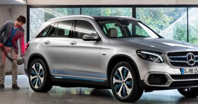 Mercedes GLC F-Cell – Hybrid Brennstoffzelle + Batterie