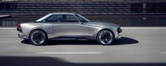 Peugeot e-Legend - Elektro Auto - Concept Car von Peugeot - Foto Peugeot ---- Euro 6d-Temp - Was heißt NEFZ, WLTP oder RDE