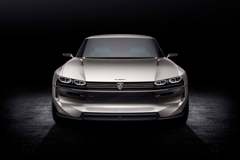 Megafusion von FCA und PSA  - Peugeot e-Legend - Elektro Auto -