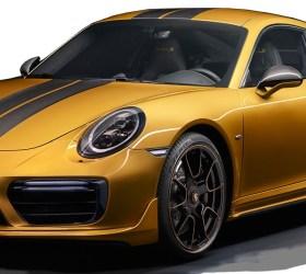 Porsche Turbo 991 Exclusive - Elektro Auto