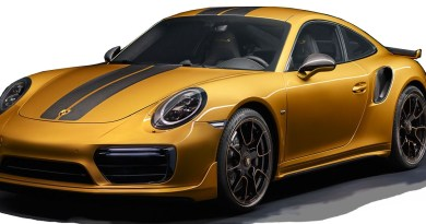 Porsche Turbo 991 Exclusive - Elektro Auto