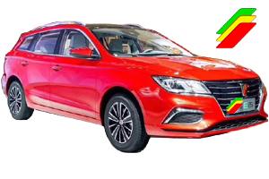 Roewe Ei5 - sehr sauber ausgeschnitten + bearbeitet - 300 x 300 px - China Auto
