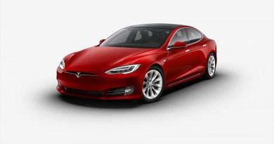 Tesla Model SP 100 D - Tesla Model SP 100 D - Foto Tesla