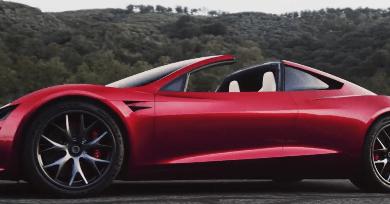 Tesla Roadster - ab 2020 - Ab 200.000 Dollar - Über 1000 km Reichweite - Foto Tesla