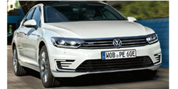 Stromkosten Plug-In-Hybrid - VW Passat GTE