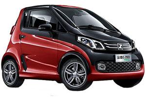 Zotye- E 200 - sauber ausgeschnitten - China Auto (1)
