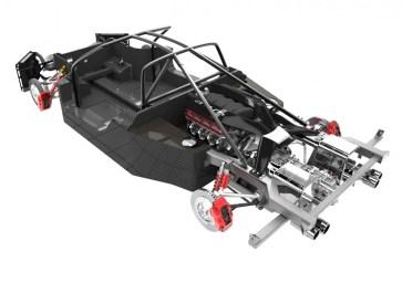 Arash AF10- Hybrid, Elektroauto, Chassis- 5 Gang Schaltung, 0 auf 100 kmh in 2,8 Sec - 992x702