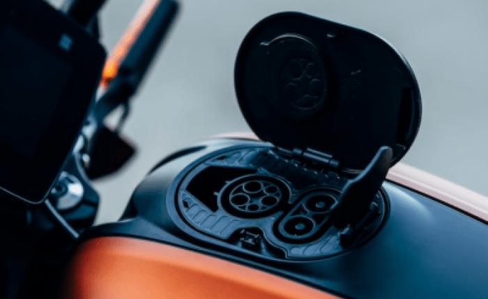 Harley Davidson, Live Wire, Elektro Motorrad - E-Tank - Foto Harley Davidson