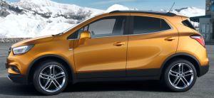 Opel Mokka - noch als Verbrenner - ab 2019 auch als Elektroauto - Foto Opel