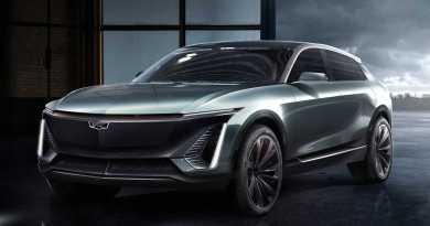 Cadillac-ev-crossover, Elektroauto, Studie, Concept Auto, 1. vollelektrischer Cadillac, Foto Cadillac