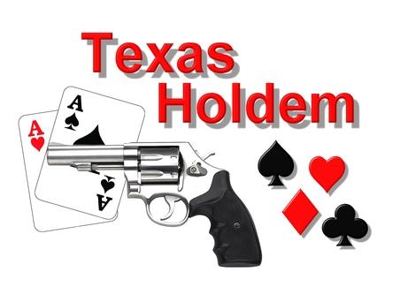 Beitragsbild - Computer.-Handy-Glücksspiel-Pistole vor Spielkarten, Collage -emoove.net