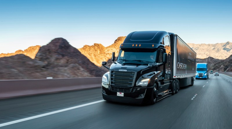 Daimler Trucks investiert eine halbe Milliarde Euro in hochautomatisierte LkwDaimler Trucks invests half a billion Euros in highly automated trucks