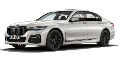 Beitragsbild - BMW 745e - Plug In Hybrid - Elektroauto
