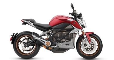 Elektromotorrad Zero SR/F kommt mit 110 PS