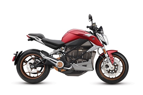 Zero SR-F, ab Herbst 2019, Elektromotorrad - E-Motorcycle