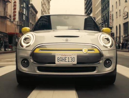 Mini Cooper SE electric - Front - Foto Mini --- Mini Cooper SE - der Mini wird elektrisch.